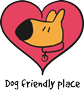 Dog friendly place
